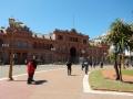 """Plaza de Mayo, la """"Casa de Gobierno"""""""