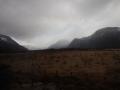 Paysage sur la route Carretera Austral, entre Coyhaique et Puerto Rio Tranquilo