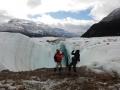 Excursion sur le glacier Los Exploradores