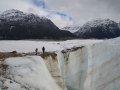 Excursion sur le glacier Los Exploradores
