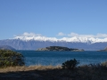 Puerto Rio Tranquilo - Lago General Carrera et montagnes