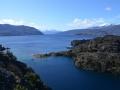 Reserve nationale Tamango - vue sur le lago Cochrane