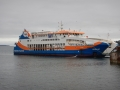 Le ferry de Naviera Austral