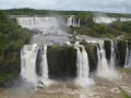 Vue depuis le côté brésilien - Salto Tres Mosquetos