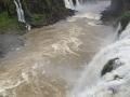 Vue depuis le côté brésilien - Rio Iguazu Inferior