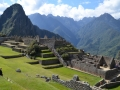 Machu Picchu - Place centrale à l'accousitque formidable