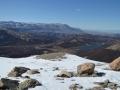El Chalten - Vue sur la vallée