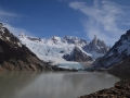 El Chalten - Lago Torre et le Glaciar Grande
