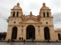 Cordoba - Plaza San Martin, la cathédrale
