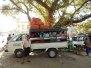 Bagan à pied