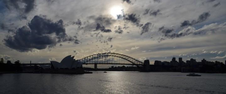 Escale à Sydney