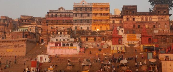Varanasi, le choc des cultures
