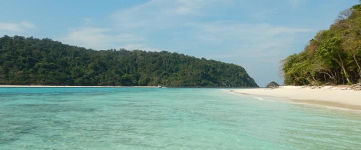 Koh Lanta, plages, cocotiers et poissons colorés