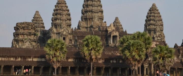 Des temples, encore et Angkor