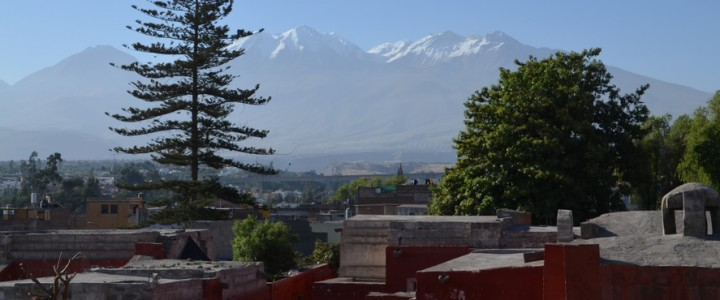 Arequipa, ville pleine de charmes