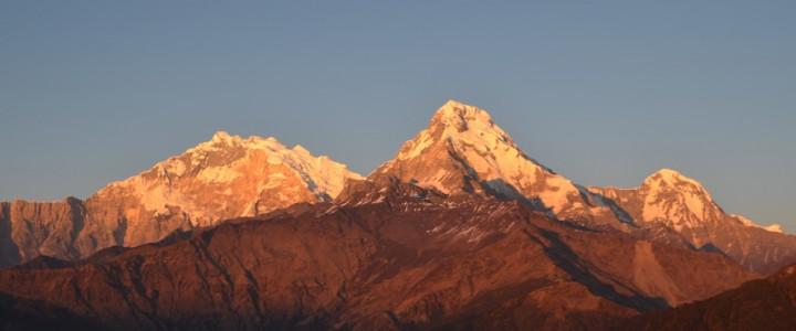 7 jours de trek dans les montagnes