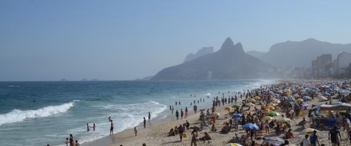 Rio de Janeiro, sur un air de musique