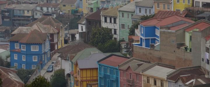 Valparaiso, ville haute en couleurs